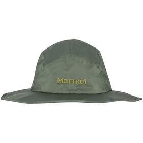Marmot PreCip Eco Päähine , vihreä